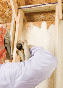 Erie Spray Foam Insulation Services and Benefits